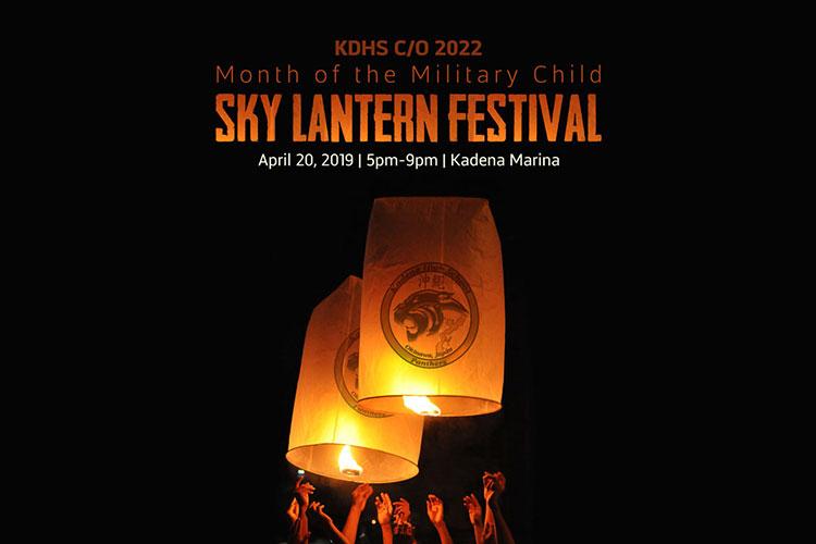 300 Lanterns to light up Kadena Marina for Month of the Military Child