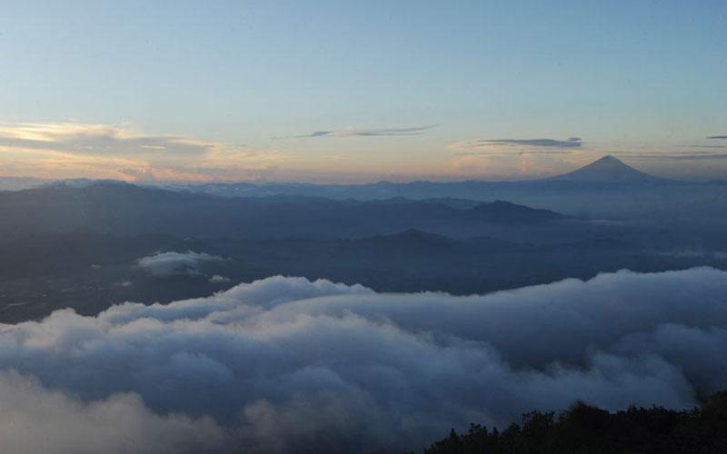 Hiking Japan's highlands
