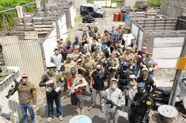 Airsoft Park good way to have fun, make new friends