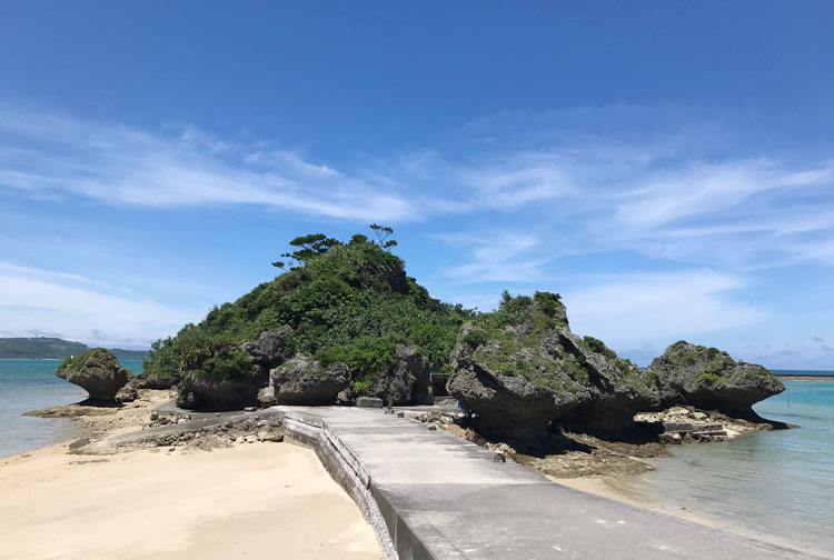 Hamahiga Island: 'God's Island' host to many sacred sites