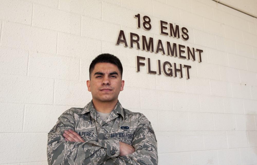 A1C Gabriel Zavala Perez Airman of the Week