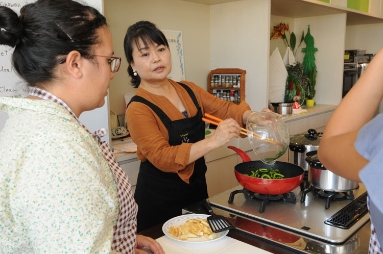 Discover Okinawan cuisine at Kae Project