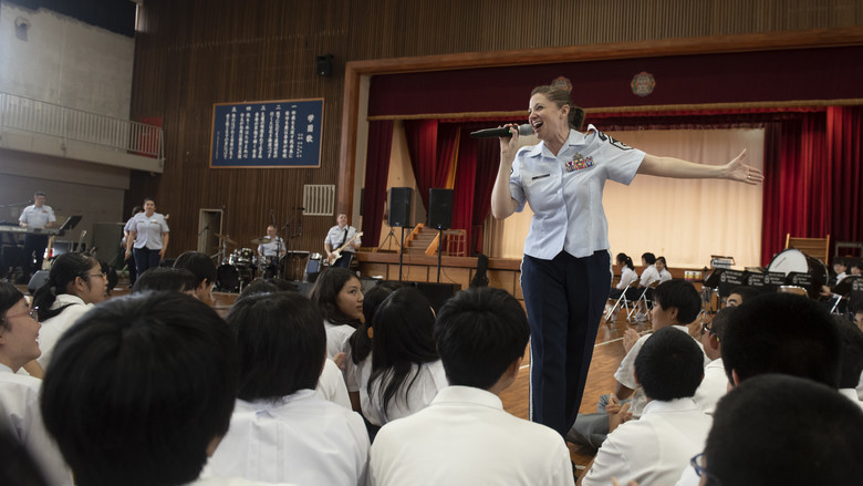 Pacific Trends Jams Out for Okinawa residents