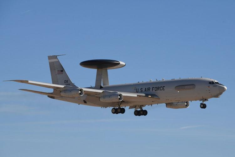 Breaking tradition: airborne sensor operator makes history
