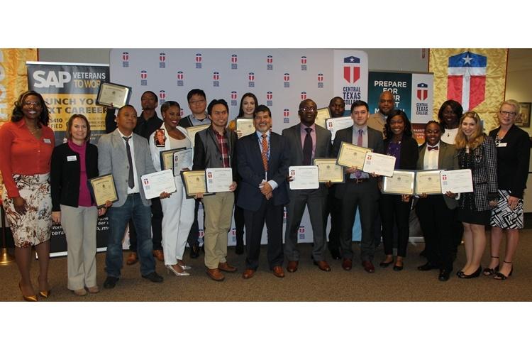 CTC recognizes second class of Fort Hood SAP graduates