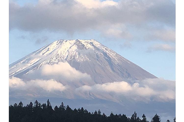 Climbing Mt. Fuji canceled due to COVID-19