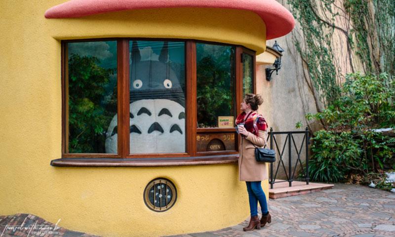 Visit the magical Studio Ghibli Museum in Mitaka, Tokyo