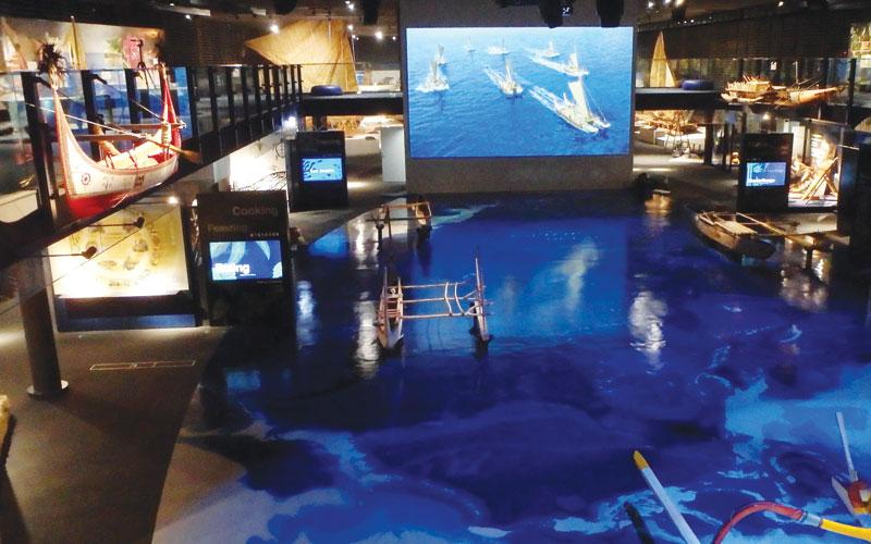 Oceanic Culture Museum: In depth look at Pacific life