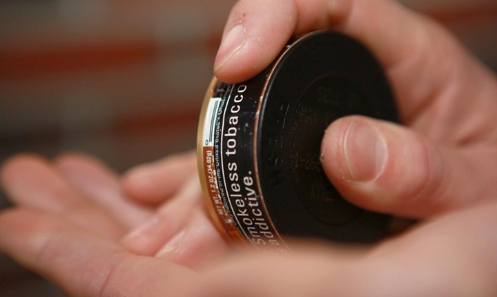 Spit smokeless tobacco out – for good