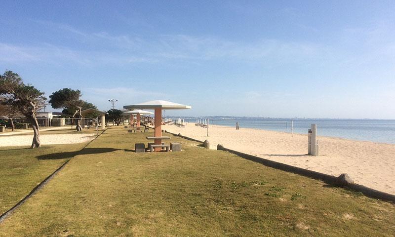 Take a trip to Okinawa's terrific Torii Beach