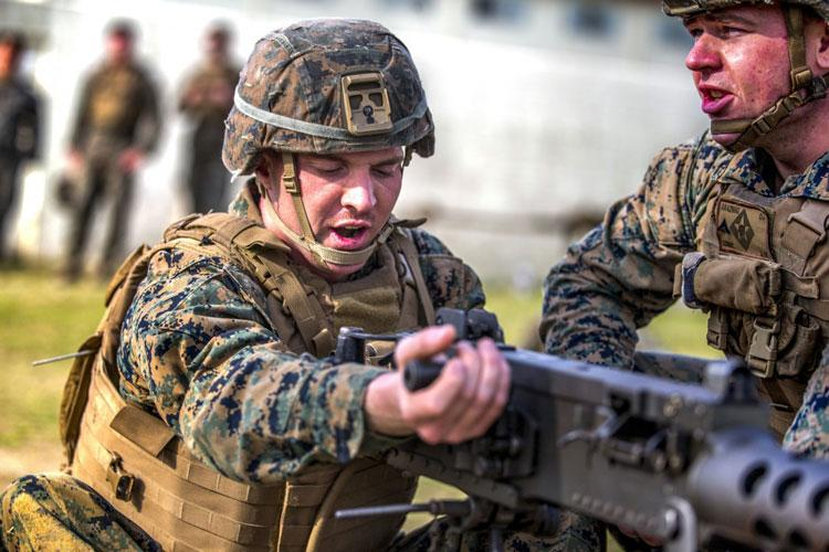 U.S. Marine Corps photo by Cpl. Savannah Mesimer