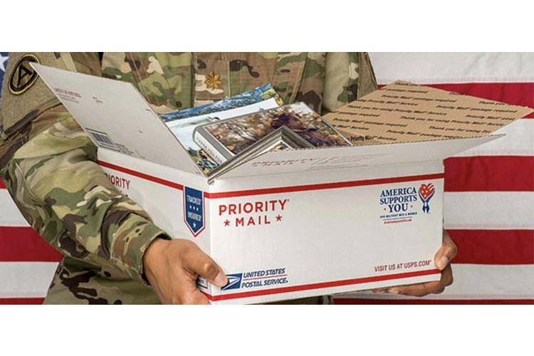 Beginning March 13, 2020, the United States Postal Service (USPS) and Military Post Offices will stop accepting handwritten customs forms on packages destined for international addresses. (Photo Credit: Courtesy photo)