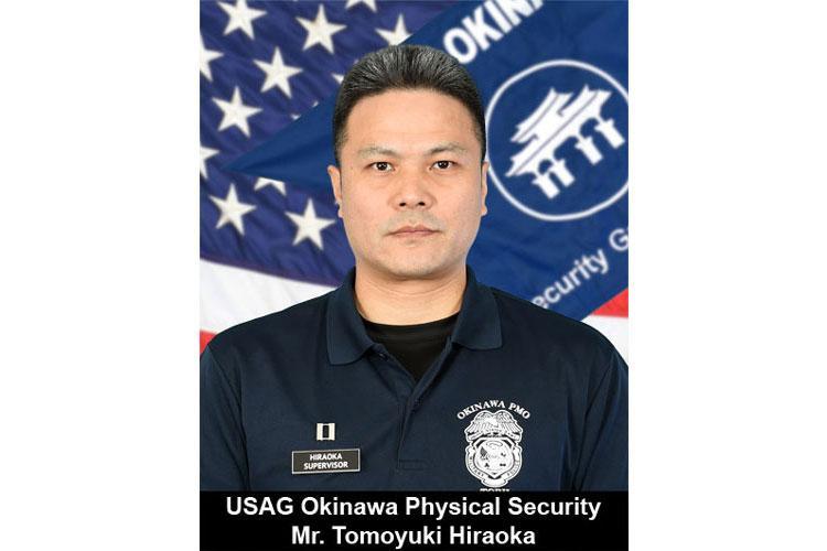 CPT Tomoyuki Hiraoka