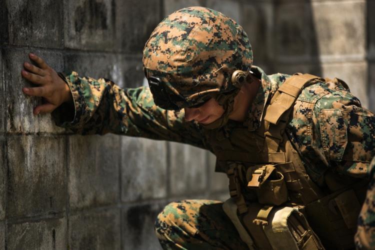 U.S. Marine Corps photo by Lance Cpl. Haley Kelly