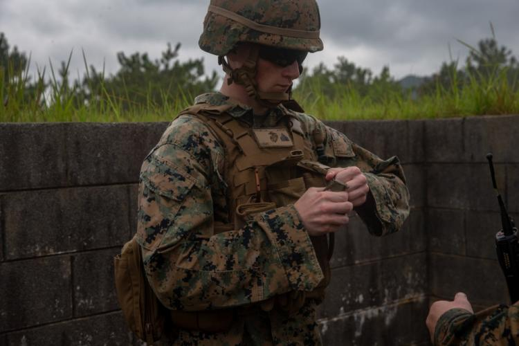 U.S. Marine Corps photo by Lance Cpl. D'Angelo Yanez