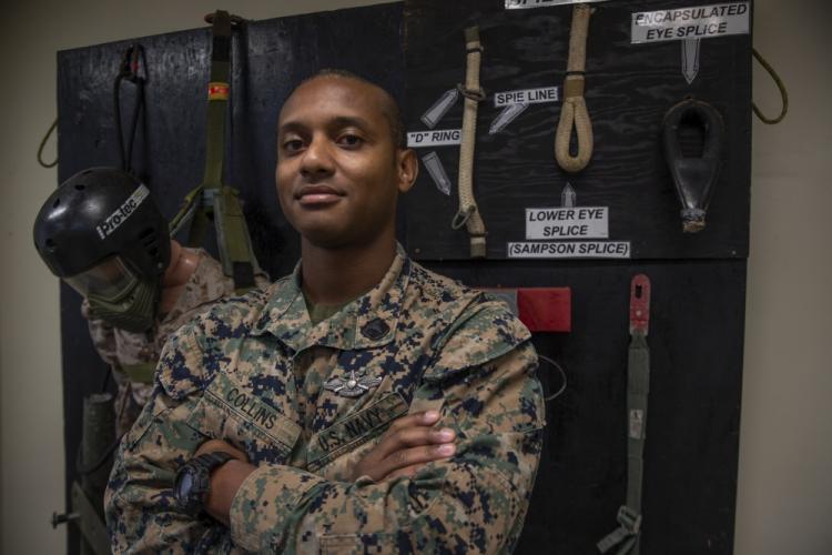 U.S. Marine Corps photo by Lance Cpl. Kaleb Martin