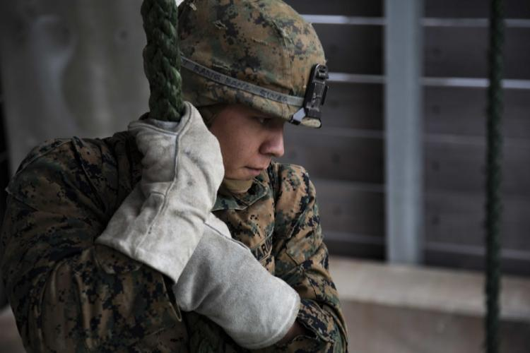 U.S. Marine Corps photo by Lance Cpl. Christian Ayers