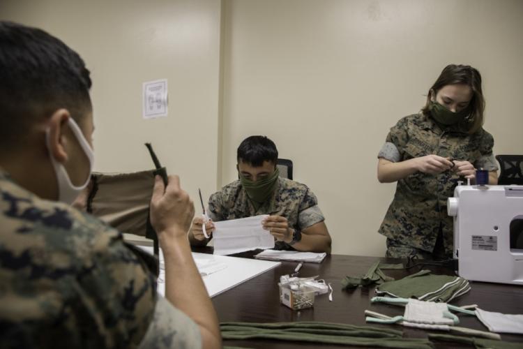 U.S. Marine Corps photo by Lance Cpl. Alpha Hernandez