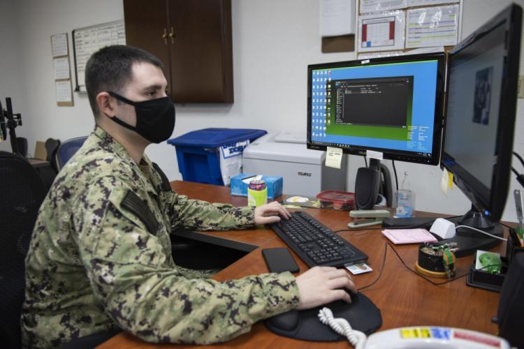 U.S. Navy photo by Mass Communications Specialist 2nd Class Matthew Dickinson