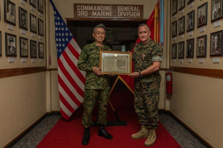 U.S. Marine Corps photo by Cpl. Savannah Mesimer