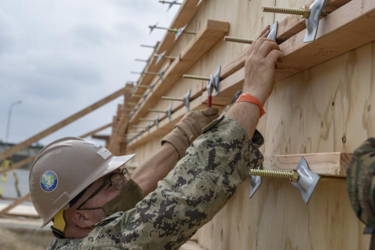 U.S. Navy photo by Mass Communication Specialist 2nd Class Matthew Dickinson/Released