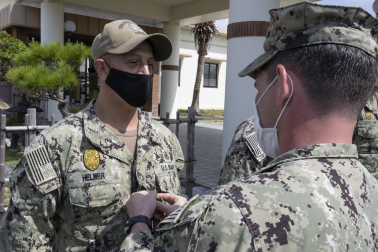 U.S. Navy photo by Mass Communication Specialist 2nd Class Matthew Dickinson