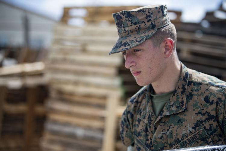 U.S. Marine Corps photo by Lance Cpl. Alex Fairchild