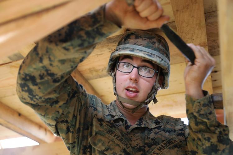 U.S. Marine Corps photo by Lance Cpl. Ryan Harvey