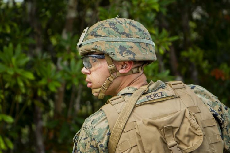U.S. Marine Corps photo by Gunnery Sgt. T. T. Parish/Released
