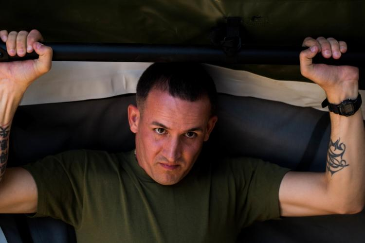 U.S. Marine Corps photo by Lance Cpl. Isaiah Campbell