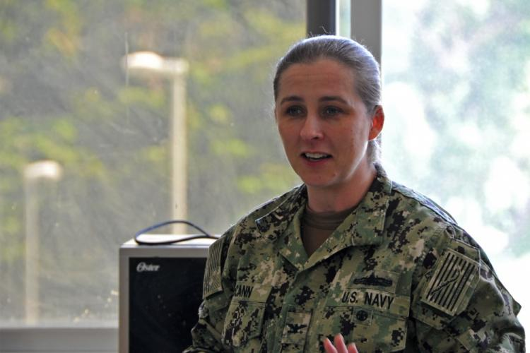 U.S. Navy Photo by Mass Communication Specialist 1st Class Kevin A. Flinn/RELEASED