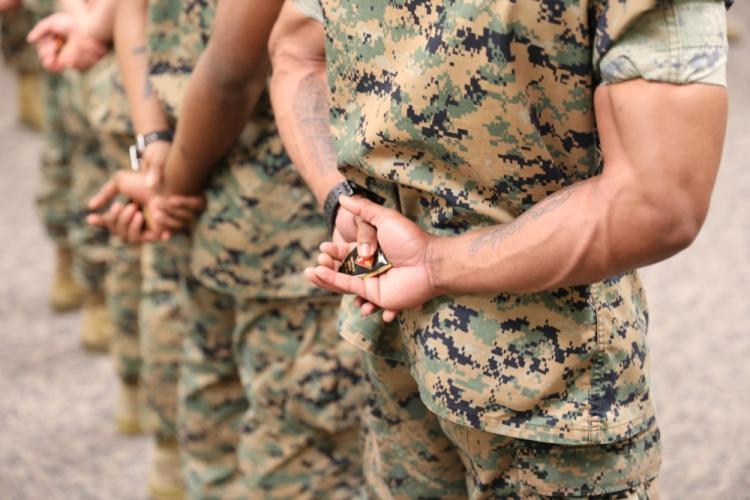 U.S. Marine Corps photo by Cpl. Ryan Harvey