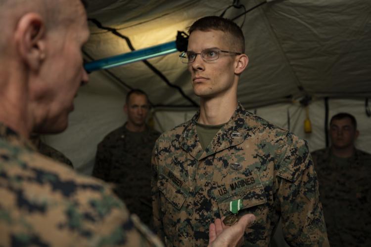 U.S. Marine Corps photo by Cpl. Alexis B. Betances)