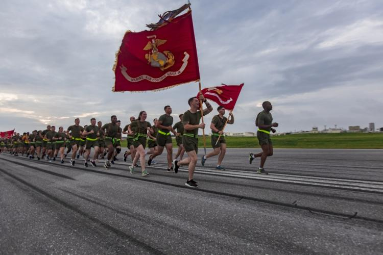 U.S. Marine Corps photo by Pfc. Ethan M. LeBlanc