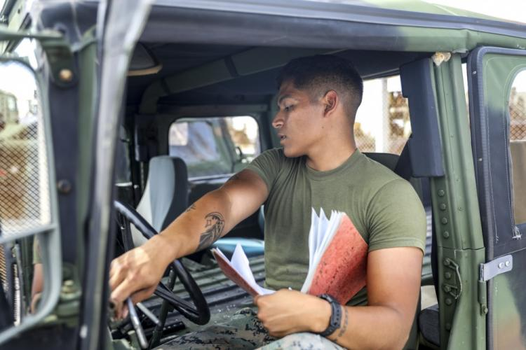 U.S. Marine Corps photo by Cpl. Joshua Pinkney