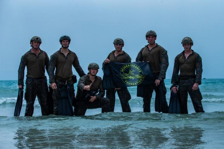 U.S. Marine Corps photo by Cpl. Isaac Cantrell