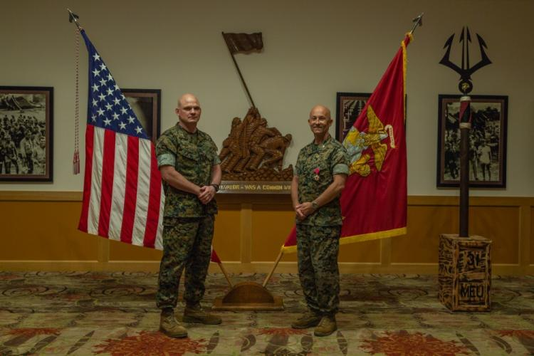 U.S. Marine Corps photo by Sgt. Audrey M. C. Rampton