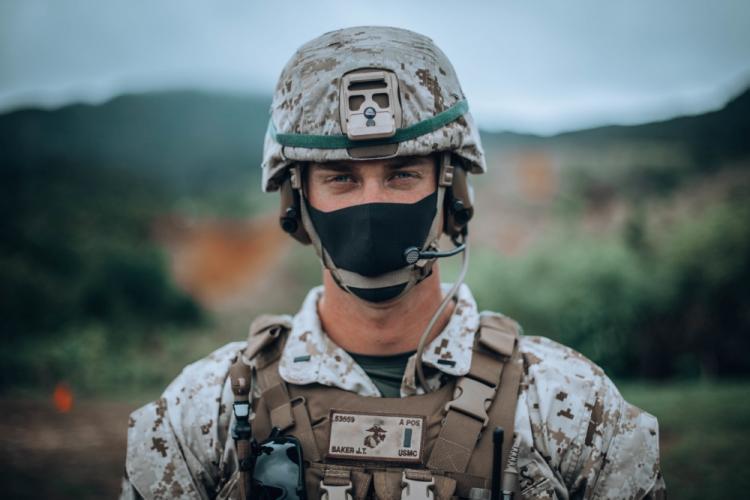 U.S. Marine Corps photo by Lance Cpl. Jackson Dukes