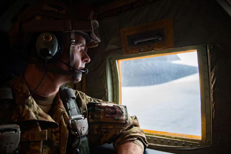 U.S. Air Force photo by Airman 1st Class Cesar J. Navarro