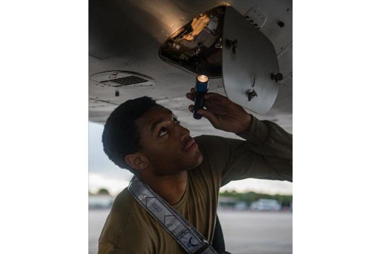 U.S. Air Force photo by Airman 1st Class Anna Nolte