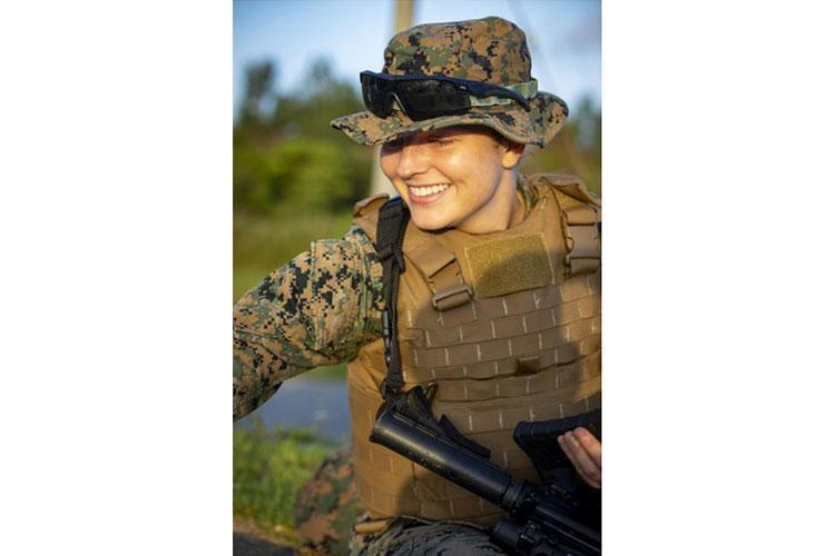 U.S. Marine Corps photo by Cpl. Karis Mattingly