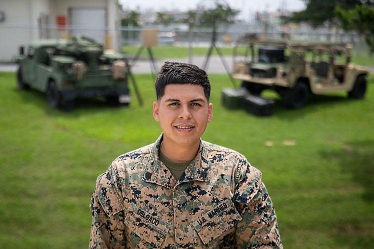U.S. Marine Corps photo by Lance. Cpl. Tanner D. Lambert