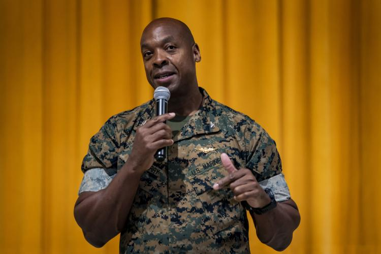 U.S. Marine Corps photo by Cpl. Brennan J. Beauton