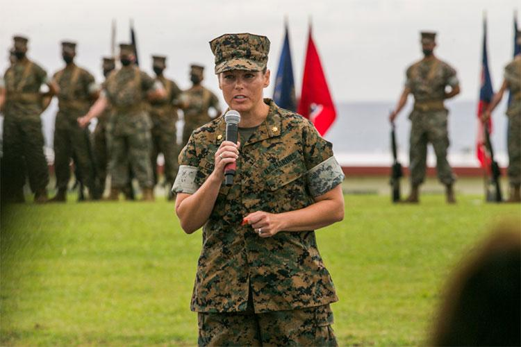 U.S. Marine Corps photo by Sgt. Hailey D. Clay