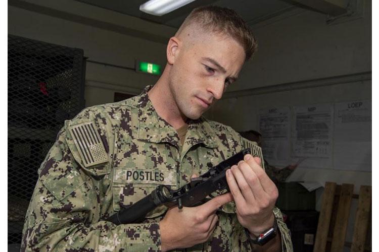 U.S. Navy photo by Mass Communication Specialist 1st Class Stephane Belcher