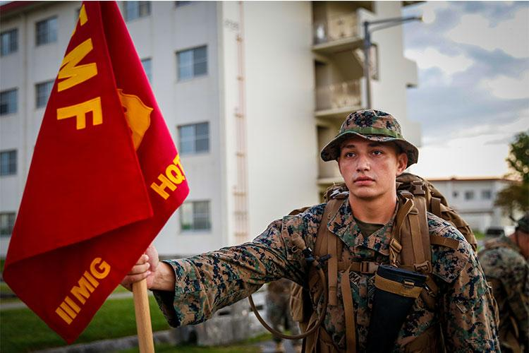 U.S. Marine Corps photo by Lance Cpl. Manuel Alvarado