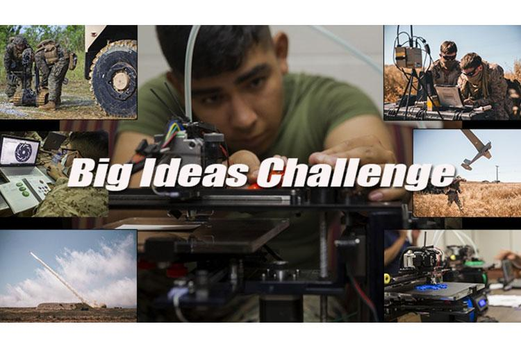 Lt. Gen. H. Stacy Clardy, the III Marine Expeditionary Force commanding general, launched the first Big Ideas Challenge last August to unleash the creativity and ingenuity of III MEF Marines and sailors against the most pressing challenges facing the Marine Corps. Marines are currently reviewing the submissions along with making recommendations on how to implement them.