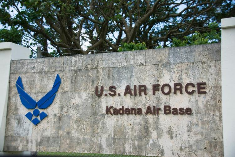 Kadena Air Base is home to the 18th Wing in Okinawa, Japan. CARLOS VAZQUEZ/STARS AND STRIPES