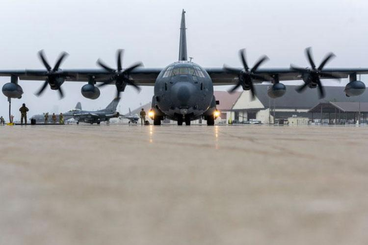 U.S. Air Force photo by Staff Sgt. Melanie A. Bulow-Gonterman