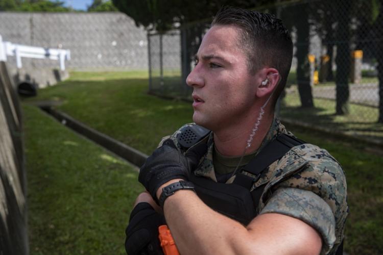 U.S. Marine Corps photo by Lance Cpl. Zachary R. Larsen